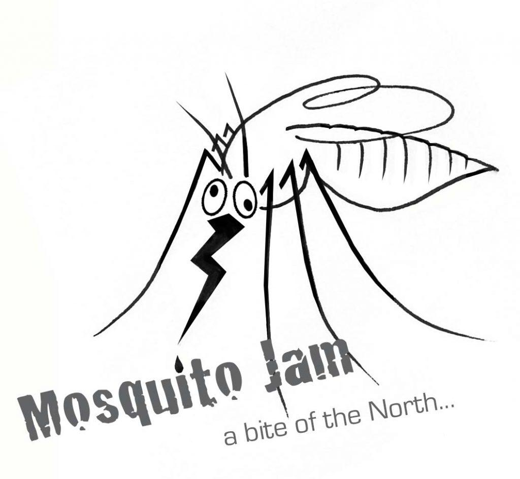 Mosquito Jam - logo